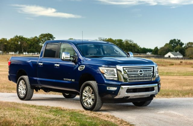 Hopes gone: Right-hand-drive Nissan Titan ruled-out