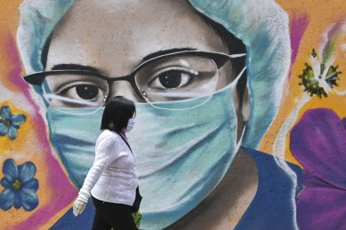 Mexico's invisible heroes battle virus in shadows