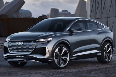 Concept e-tron Sportback revealed as preview of all-new Audi Q4