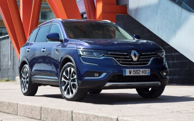 Beginning of the end? Renault Koleos dropped from UK line-up