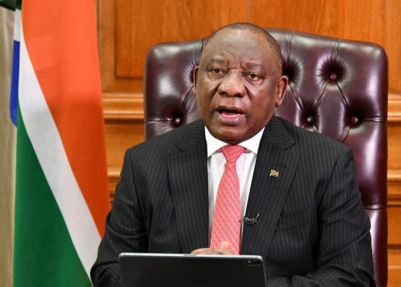Ramaphosa on Covid-19: Promising signs in infections, must not let our guard down