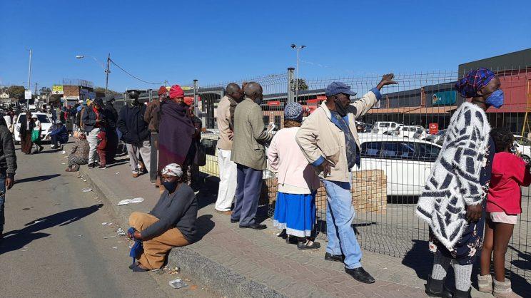 Sassa queues finally see some improvements