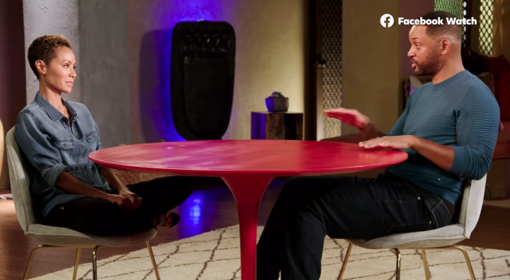 5 questions we all had during the Red Table Talk 'confession' with Will and Jada