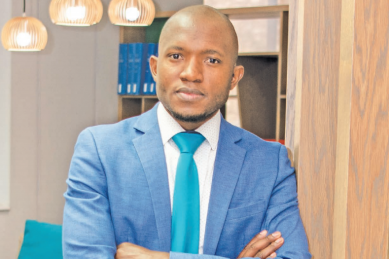 Julius Mojapelo is man on a mission