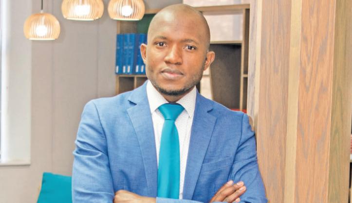 Julius Mojapelo is man on a mission