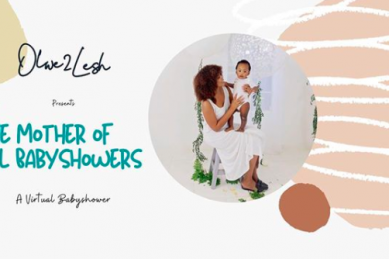 Olwethu Leshabane hosts the mother of all baby showers in celebration of her birthday