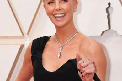 Charlize Theron would rather shoot an action movie over homeschooling