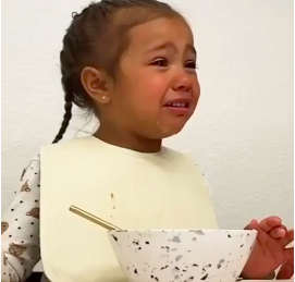 WATCH: This child crying over the realities of the lockdown is all of us