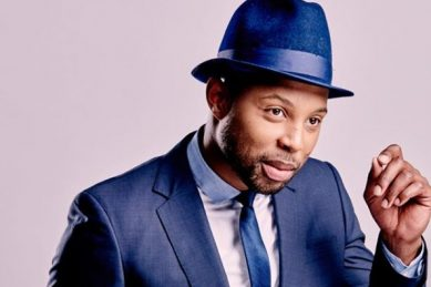 Sizwe Dhlomo gets listeners excited about his drive time show on Kaya FM
