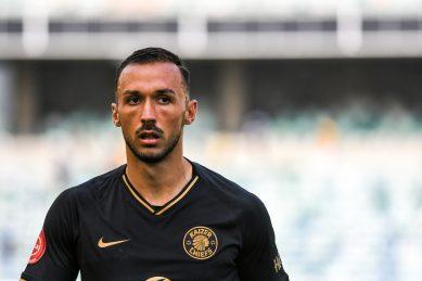 Kaizer Chiefs striker Nurkovic eager for training resumption