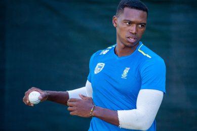 Cricket SA backs Ngidi in BLM controversy