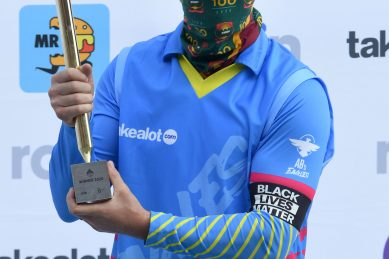 De Villiers pleased to see cricket taking a united stance
