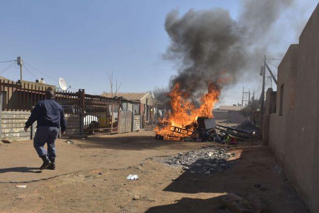 Twenty arrested in Thokoza after xenophobic violence