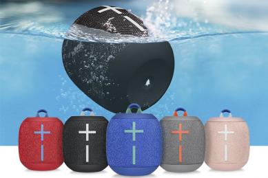 Ultimate Ears WONDERBOOM™ 2 speakers up for grabs!