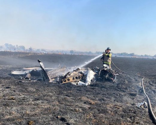 Grade 11 learner killed in aircraft accident
