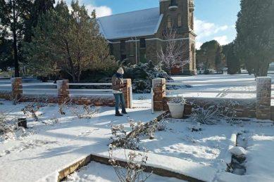 Sutherland transformed into winter wonderland