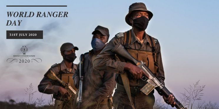 South Africans scoop two honours on World Ranger Day