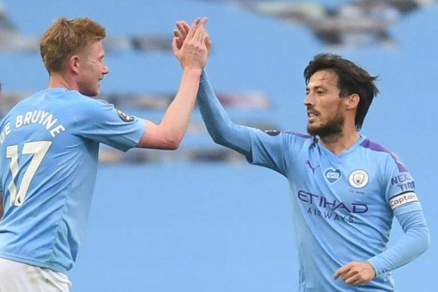 De Bruyne wants Champions League win for Silva's Man City send-off