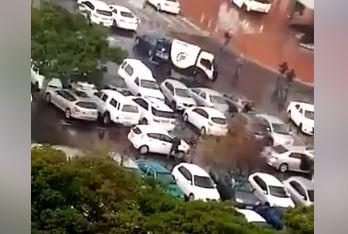 WATCH: Alleged cash-in-transit getaway driver shot dead in Cape Town