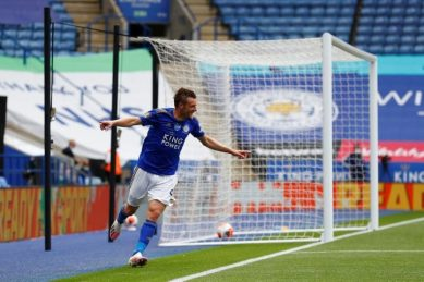 Vardy wins Golden Boot despite final day disappointment
