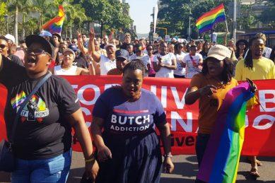 Lifeline thrown to LGBTQI+ community