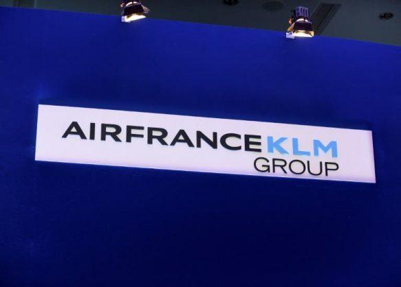 2.6-billion euro loss for Air France-KLM in virus-hit 2nd quarter