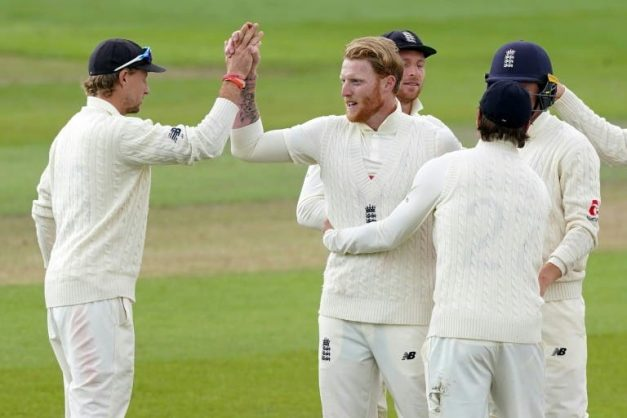 Stokes stars as England level West Indies series