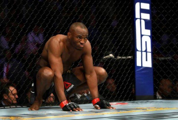 Usman outclasses Masvidal as UFC debuts on 'Fight Island' in UAE