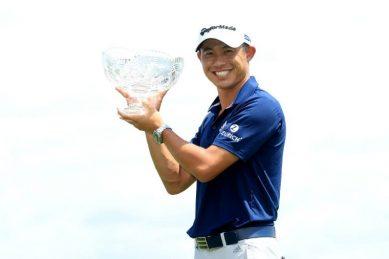 Morikawa outguns Thomas in dramatic PGA playoff
