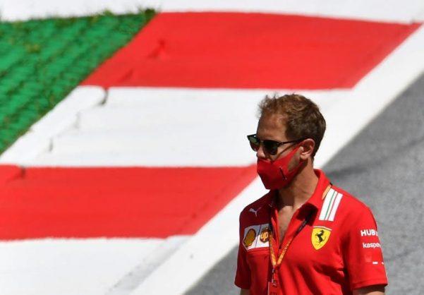 Vettel should take 'a year off' – Red Bull advisor