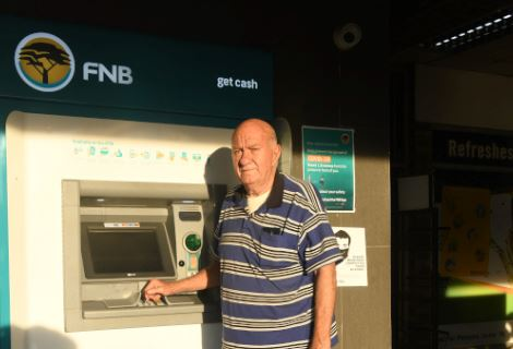 Bank repays pensioner after card thieves withdraw more than R13K