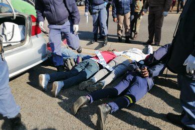 Black men the face of gun violence in SA