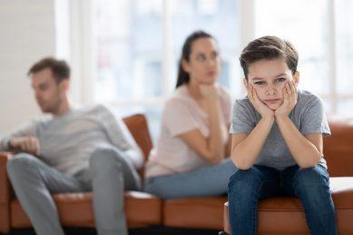 What challenges do co-parents go through?