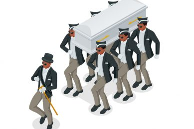 Don't leave your house: buy a coffin online at Takealot