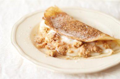 Breakfast idea: How to make milk tart pancakes