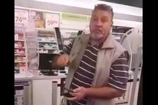 WATCH: Clicks customer starts embarrassing fight about not wearing mask - The Citizen