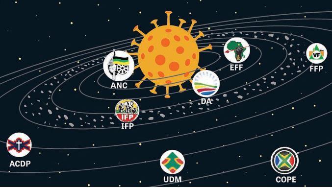DA, EFF push govt to middle ground on health vs the economy