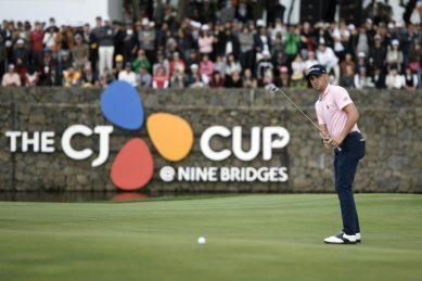 South Korea's CJ Cup golf moved to Vegas over coronavirus