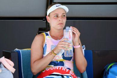 Tennis returns as service resumes at Palermo WTA