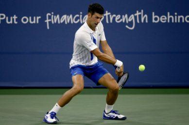 Djokovic reaches quarter-finals in New York