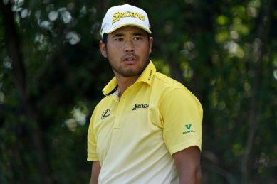 Matsuyama grabs US PGA BMW lead with stunning late birdies