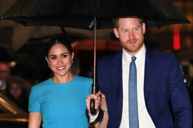 Prince Harry and Meghan Markle quit social media – report