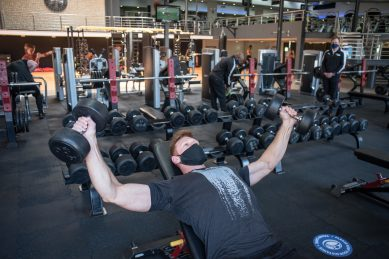 South Africans keen to get back to gyms, bucking global trend