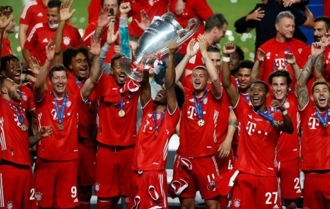 Paris-born Coman's 'heartache' after crushing PSG's Champions League dreams