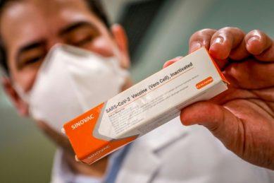 Indonesia starts human trials of China-made virus vaccine