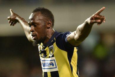 Sprint king Bolt says 'didn't get fair chance' in football