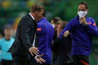 'Proud' Leipzig boss Nagelsmann relishing facing ex-mentor, PSG coach Tuchel