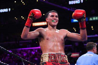 Unbeaten Benavidez ready to defend super middleweight crown
