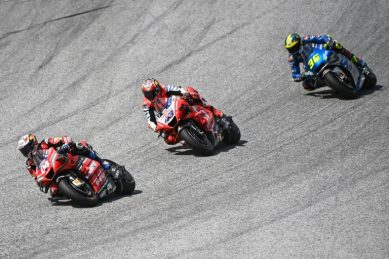 Dovizioso delivers for Ducati, as Binder puts up a fight at Austrian MotoGP