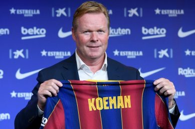 Five things you might not know about new FC Barcelona coach Ronald Koeman